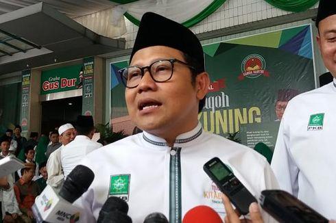 Sempat Ribut Kursi Menteri Desa, Cak Imin Sebut PKB dan PDI-P Sudah Berdamai