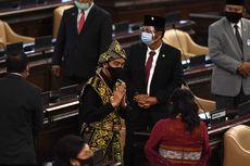 Jokowi Blak-blakan soal Atasi Pandemi Covid-19 pada Sidang Tahunan