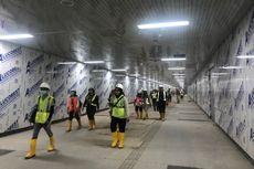 PT MRT Jakarta Uji Coba Persinyalan Kereta Baru hingga Akhir Tahun
