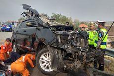 Nama-nama Korban Tewas Kecelakaan Innova Tabrak Truk di Tol Sumo