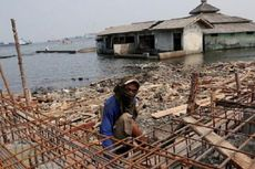 Taufik Minta Dibuat Dermaga untuk Nelayan di Tanggul Laut Jakarta