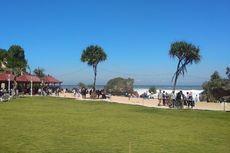 Indahnya Pantai Ngrawe yang