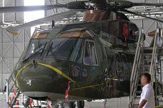 Tim Investigasi Heli AgustaWestland AW101 Belum Periksa Seorang Pun