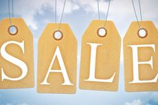 Hari Ini, Resmi Dimulai Pesta Diskon 100 Situs Belanja