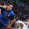 Tampil Gemilang di Euro 2020, Chiesa Kini Jadi Pemain Italia Termahal