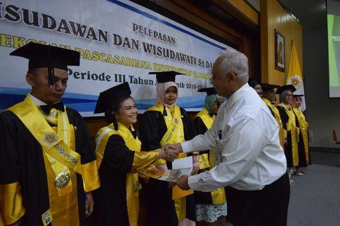 Beasiswa 13 Prodi S2 UGM untuk PTN/PTS Seluruh Indonesia