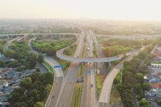 Tingkatkan SPM, Hutama Karya Pasang Sensor Lalin Otomatis di Dua Jalan Tol