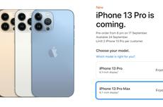 Perbandingan Spesifikasi dan Harga iPhone 13 dengan iPhone Sebelumnya