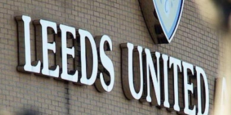 Logo Leeds United.
