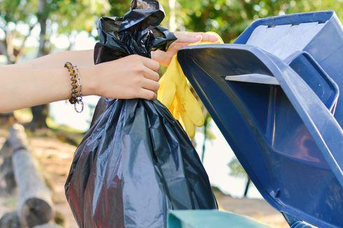 Masih Minim, Jumlah Rumah Tangga yang Pilah Sampah