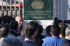 500 Jemaah Terdiagnosis Covid-19 Usai Shalat Idul Adha di Masjid Hagia Sophia