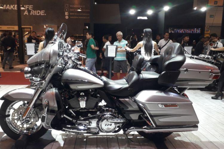 Pesawatnya Kedapatan Bawa Onderdil Harley Davidson Ilegal, Ini Kata Garuda