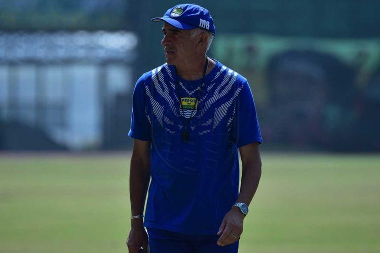 Pelatih Persib Bandung Mario Gomez