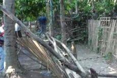 Polisi Gerebek dan Bakar Sarang Judi Sabung Ayam di Belakang Markas TNI