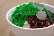 Resep Es Cendol Singapura, Pakai Kacang Merah