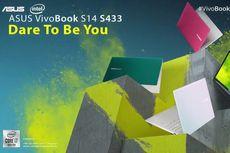 Asus Luncurkan Laptop Warna-warni VivoBook S14 S433
