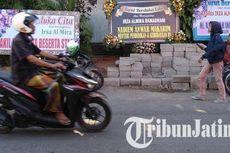 Berduka Cita, Menteri Nadiem hingga UNICEF Kirim Karangan Bunga ke SDN Gentong Pasuruan
