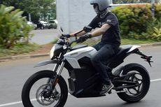 Garansindo Kenalkan Sepeda Motor Listrik asal AS pada Komunitas