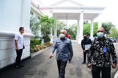 Bertemu Jokowi, Gubernur Kaltim Lapor Instruksikan Semua Daerah Terapkan PPKM