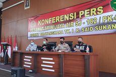 Tim DVI Polri Serahkan Jenazah Kopilot Sriwijaya Air SJ 182 kepada Keluarga, Pagi Tadi