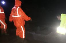 Akibat Hujan Deras di Tanjung Raya Agam, 1 Tewas, 13 Rumah Rusak, Akses Jalan Lumpuh