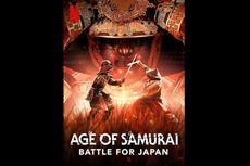 Kisah dalam Serial Dokumenter Age of Samurai: Battle for Japan