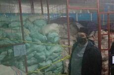 Polisi Sita 8,3 Ton Ikan Kakap Berformalin di Pasar Induk Jakabaring Palembang