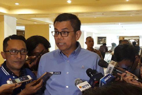 Tak Ada Kader yang jadi Menteri Jokowi, Ini Pernyataan Demokrat...