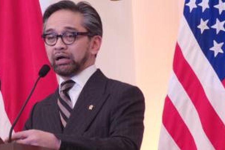 Menteri Luar Negeri RI Marty Natalegawa