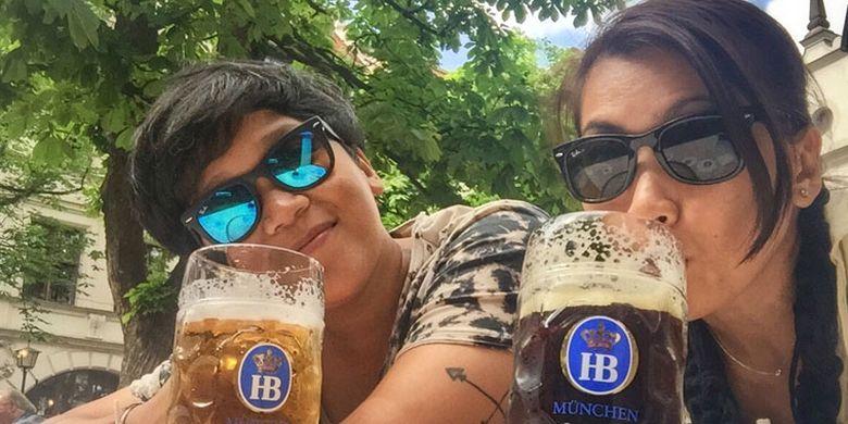 Berlibur di Munich, Jerman.