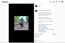 Video Klip Merangkum Beragam Cara Bodoh Menjemput Maut di Jalan Raya