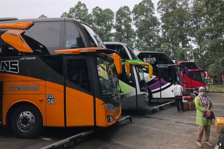Terminal bus yang dikelola BPTJ
