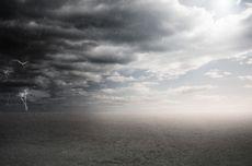 Prediksi BMKG soal Cuaca Besok, Waspada Hujan Lebat dan Angin Kencang