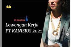 PT Kanisius Buka Lowongan Kerja Penempatan Jakarta bagi Lulusan D3