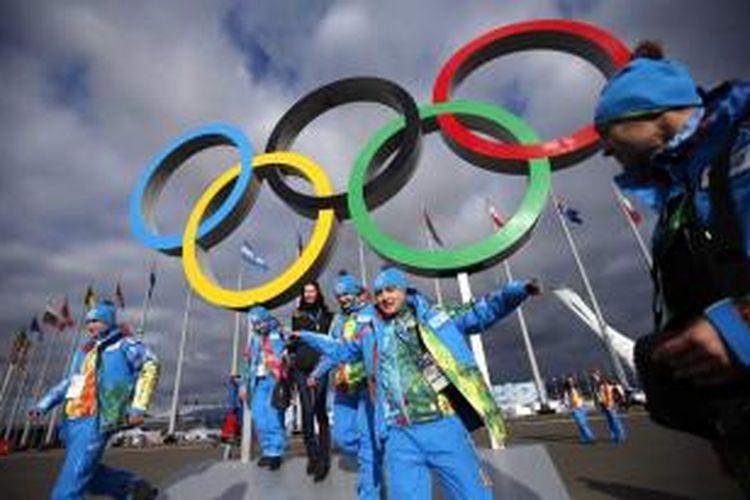 Olympic, ilustrasi