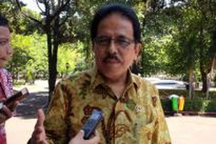 Menteri Koordinator Perekonomian Sofyan Djalil.