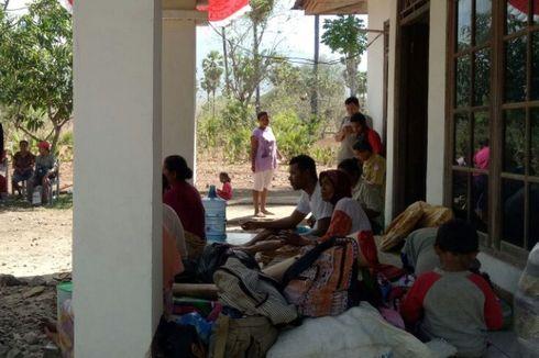 Lembata Diguncang Empat Kali Gempa, 40 Rumah Warga Rusak