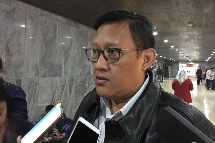 Direktur Operasional Lion Air Group Daniel Putut Adi Kuncoro