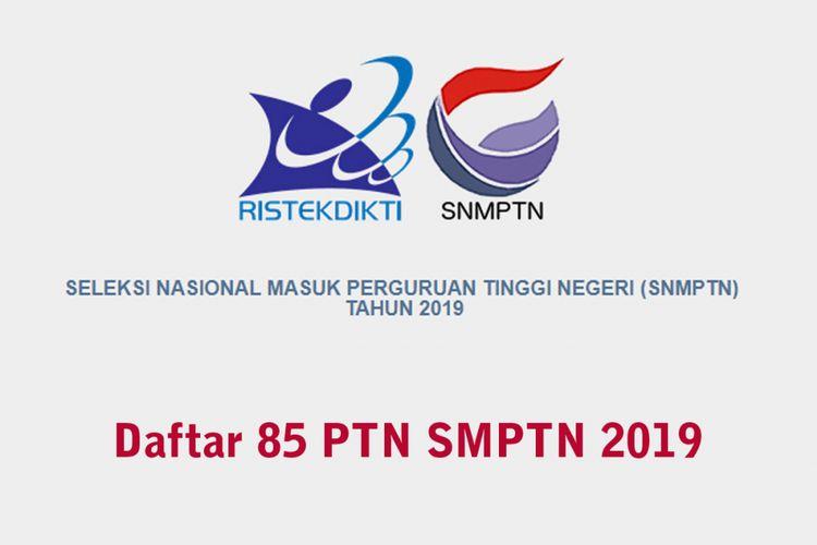 Ilustrasi SNMPTN 2018