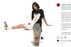 Sepatu Compass x Fxxkingrabbits Rilis Ulang, Harganya Melambung di Pasaran