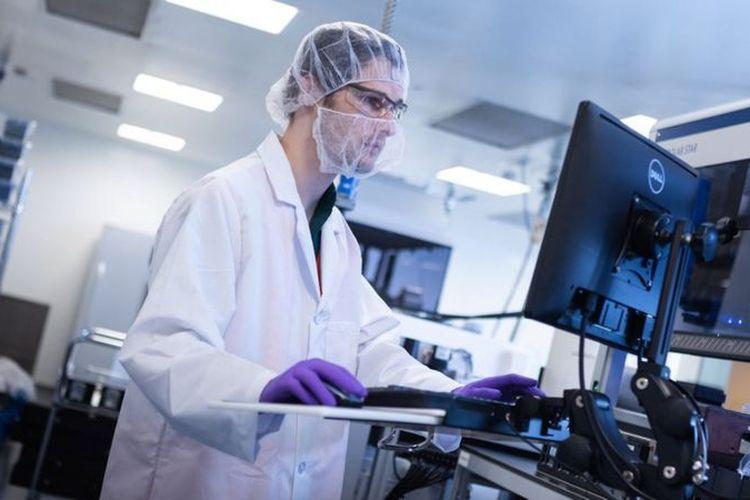 Para ilmuwan Moderna menggunakan teknik inovatif untuk mengembangkan vaksin dengan cepat.