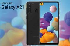 Bocoran Gambar Ungkap Tampang Samsung Galaxy A21