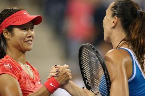 Li Na Menang Mudah atas Jankovic di Babak Keempat US Open