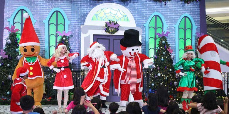 Wonderful Holiday di jaringan Lippo Mall.