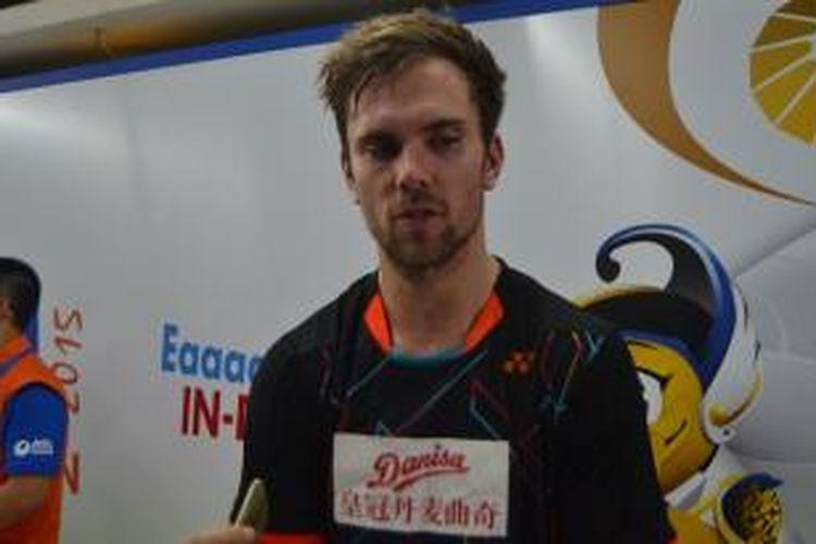 Jan O. Jorgensen d BCA Indonesia Open Super Series Premier 2015