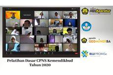 Lebih dari 1.600 Orang Mengikuti Pelatihan Dasar CPNS di PPSDM Aparatur