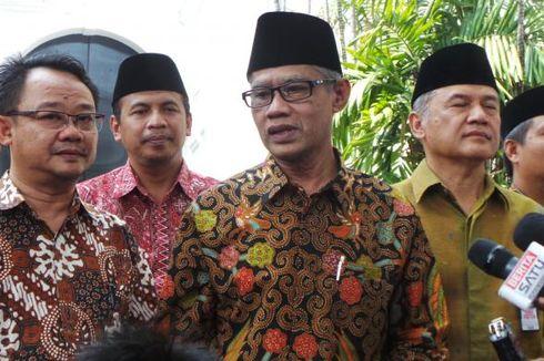 PP Muhammadiyah Sampaikan Usulan Kalender Islam Internasional kepada Jokowi