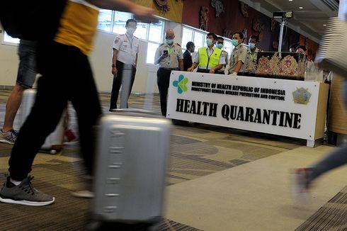 Cegah Virus Corona, Kemenkes Perintahkan Seluruh Bandara Aktifkan SOP Ancaman Penyakit