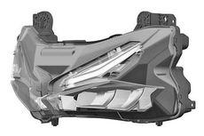 Honda Patenkan Lampu Depan CBR250RR