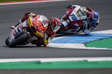 Pebalap Federal Oil Gresini Moto2 Bertahan di Lima Besar Klasemen